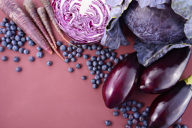 9大紫色食物|吃西梅助排便 紫薯延長飽肚感 無花果有利去水腫