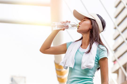 【運動訓練】運動緊飲熱水定凍水?