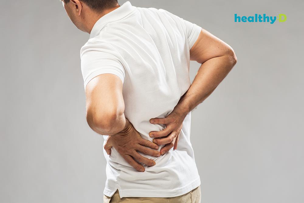 小百科:腎石腰痛 VS 腰痠痛
