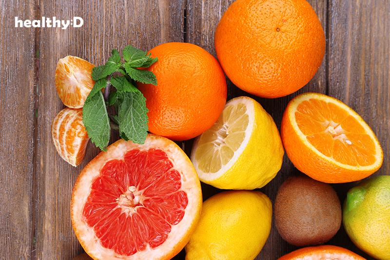 小百科:食橙防腎石