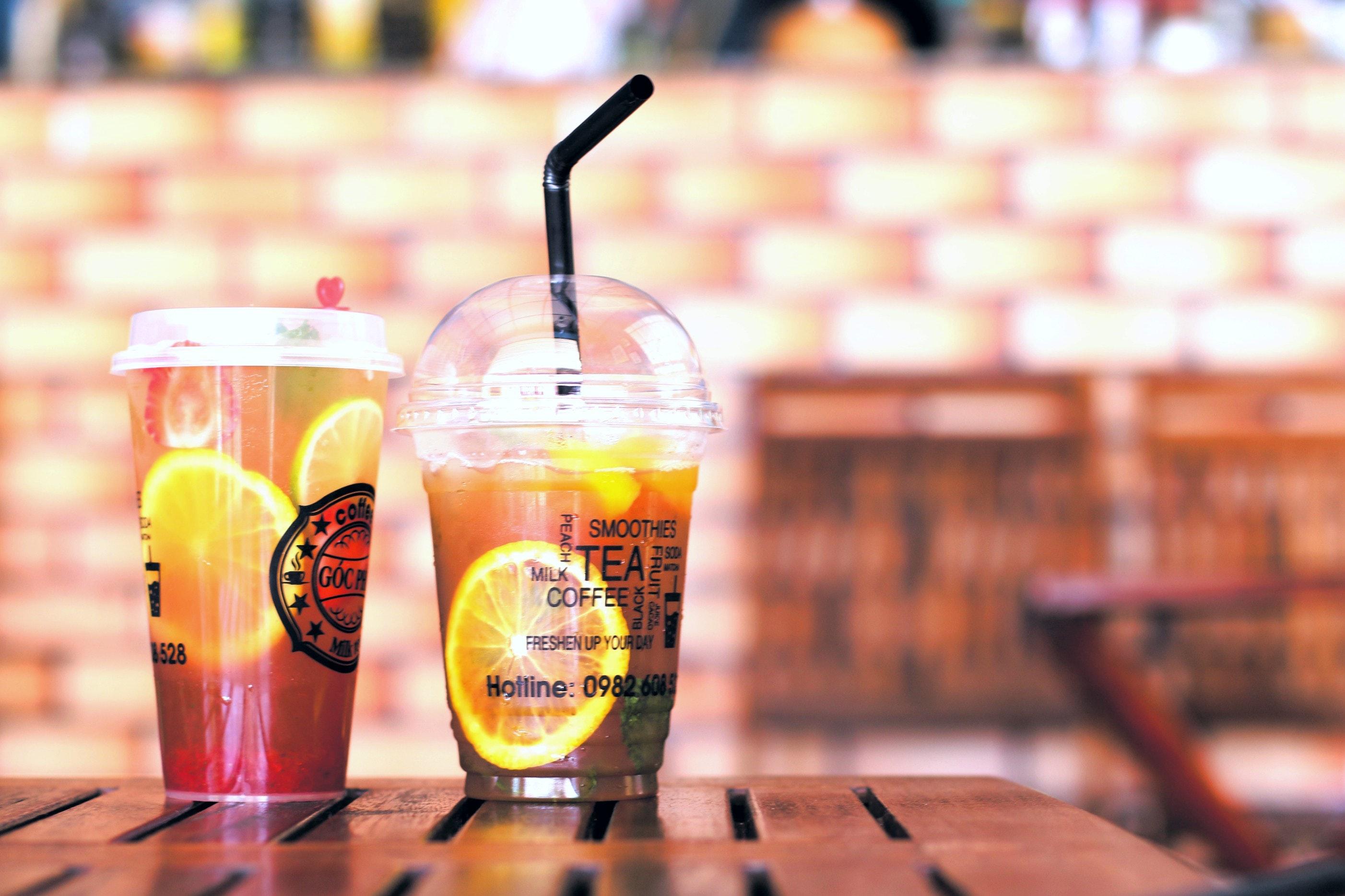 【水果茶熱量】3大營養陷阱要留神 水果茶含糖量高?