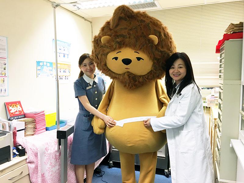 匿獅Lion鼓勵港人「郁一郁」 醫生:每週應運動2.5小時