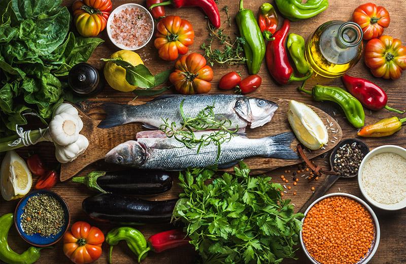 素食VS地中海飲食 哪一種較健康?