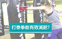 專訪鄭麗莎(三):打泰拳能有效減肥?