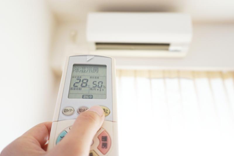 冷氣吹到暈可能患上「冷氣病」 長期吹住可致面癱中風