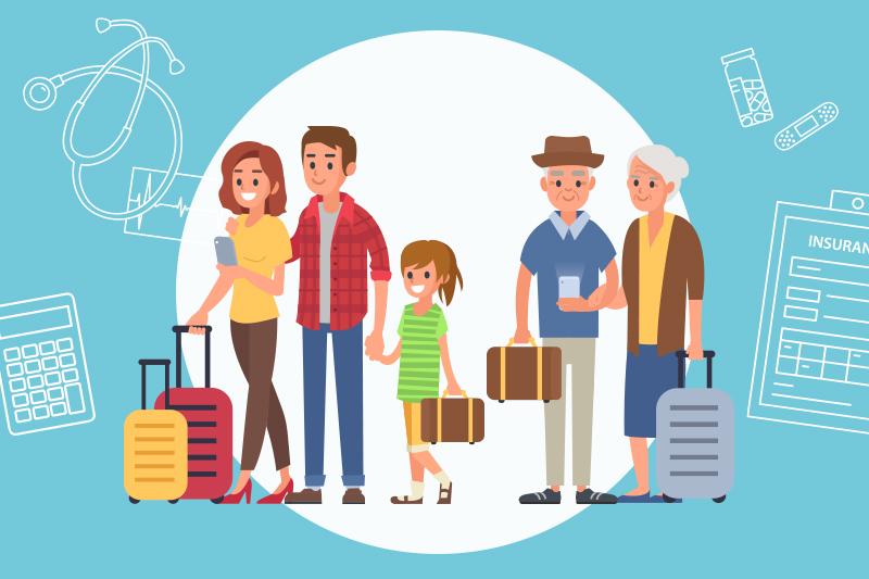 【自願醫保】旅行住院天價醫療費?靈活計劃給你周全保障