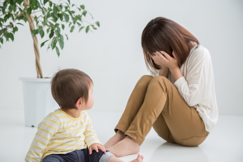 產後抑鬱症與產後強迫症有分別!3招助新手媽媽紓解情緒