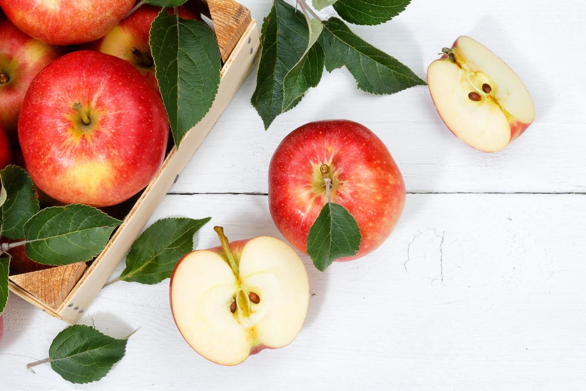 一日一蘋果都唔夠!研究發現蘋果連核食更健康