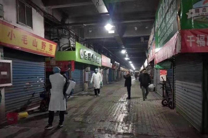 武漢爆不明原因肺炎 至少7人感染被隔離