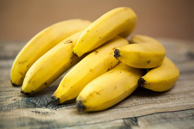 香蕉營養好處多 大蕉的通便能力比香蕉皇帝蕉更強