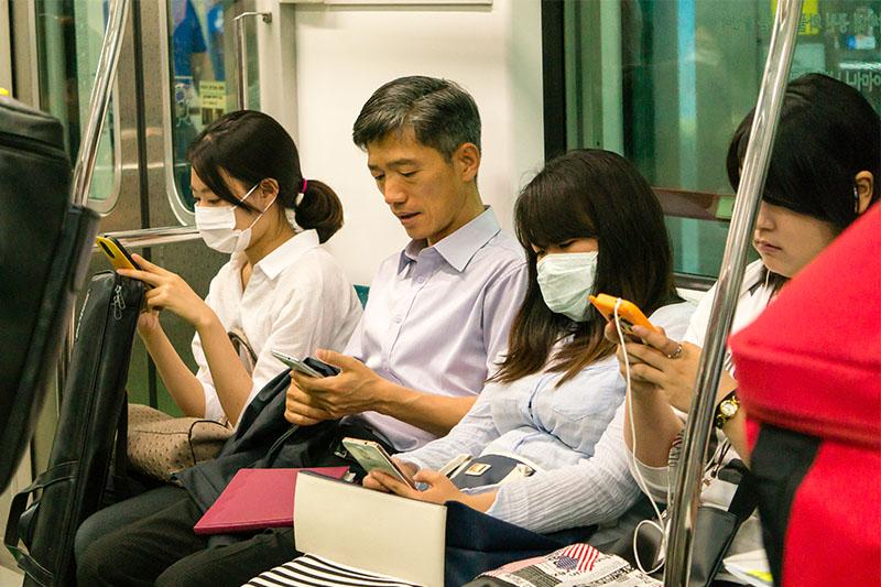香港對韓國發紅色旅遊警示 禁旅客從韓國入境