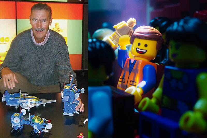 患漸凍人症LEGO人仔設計師病逝享年78歲