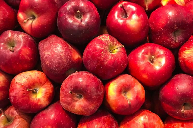每日食用兩個蘋果 有效降低壞膽固醇