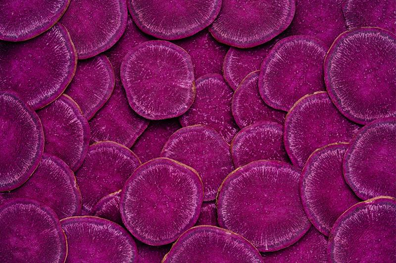 鄭秀文熱捧吃紫薯瘦身 紫薯與紫心蕃薯大不同