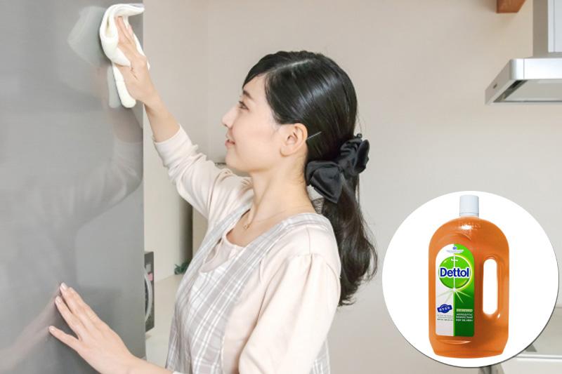 家居防疫|滴露官方教學消毒藥水正確用法 拆解洗澡、衣物消毒、家居清潔稀釋份量