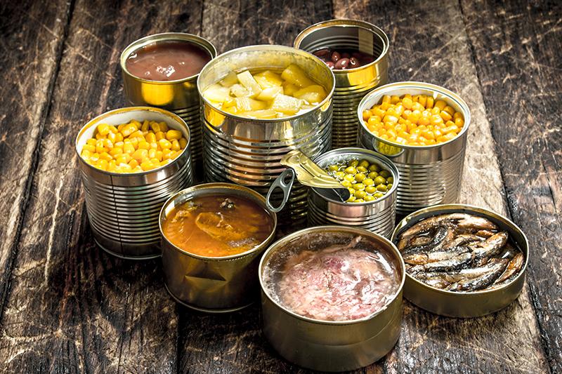 【罐頭營養及好處】原來罐頭不含防腐劑?拆解罐頭食物3大迷思