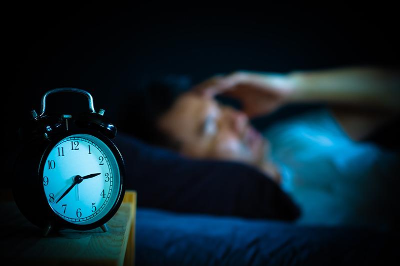 失眠不用數綿羊 教你2個助眠小方法