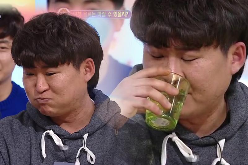 韓男20年不飲水 以酒代水兩度生尿道結石