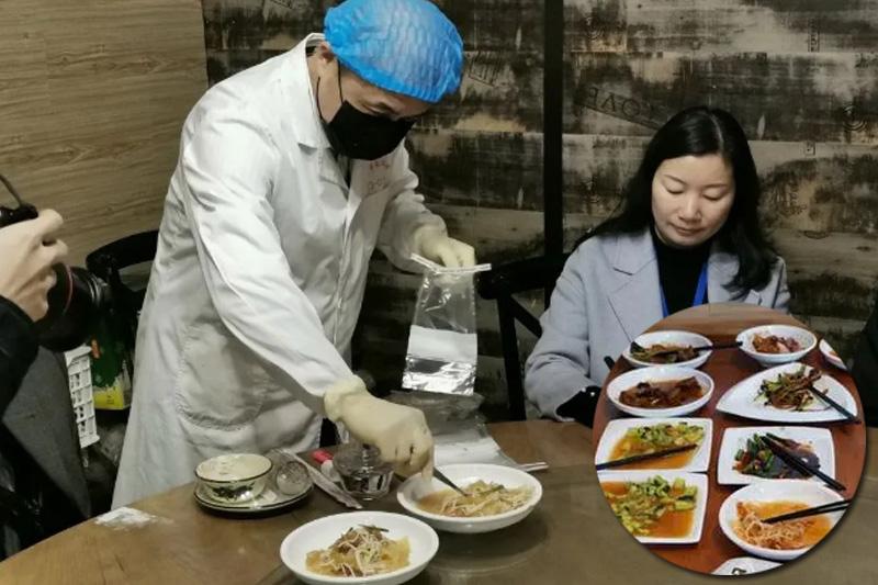【為甚麼用公筷?】內地研究:不使用公筷用餐 細菌含量多250倍