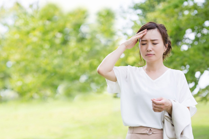 【預防中暑方法】哪些人較易中暑?專家教你降溫處理5步驟
