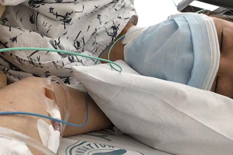 韓女患膽管癌 拍片紀錄一年抗癌經歷後離世