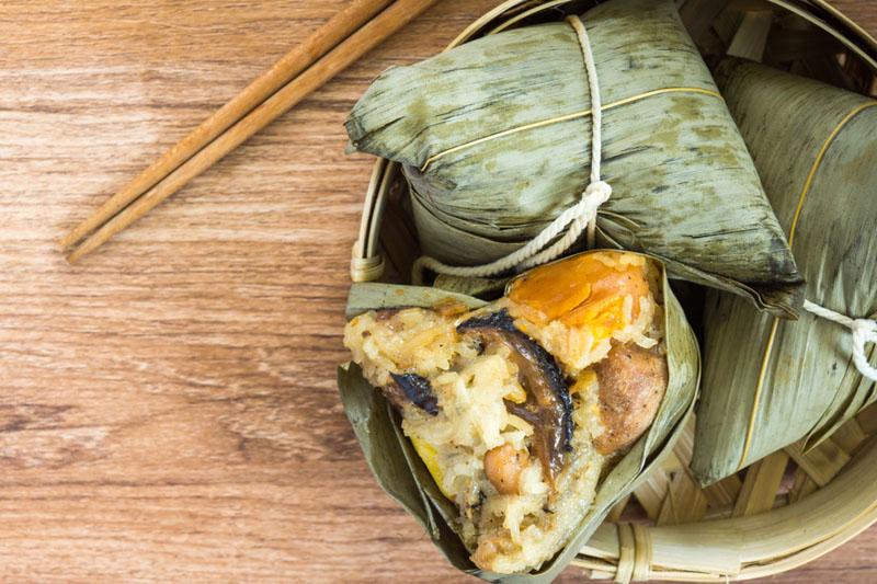 【端午節2020】1隻鹹肉粽熱量=一頓主餐 食安中心教你如何健康地吃端午粽