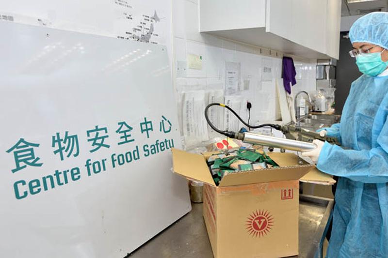 【食物安全】韓國YD Korea龍蝦肉蟹膏醬未標明含二氧化硫 食安中心籲市民停食