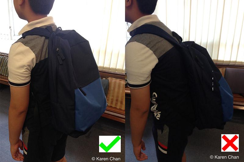 【低頭族】寒背有可能致椎間盤突出 脊醫教揀背包預防寒背