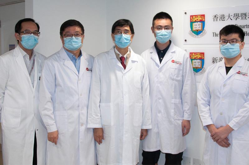 港大成功研發兩新冠疫苗 將應用於人體試驗