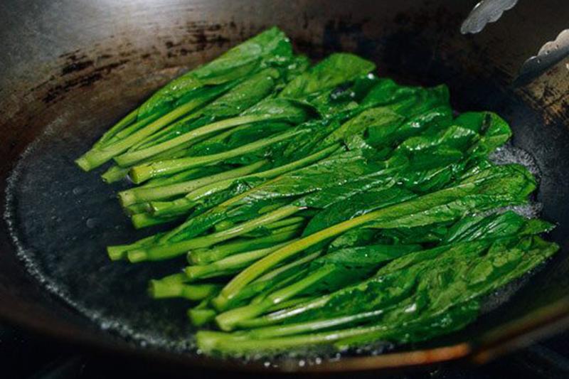 蔬菜營養 | 烚菜心容易流失維他命!營養師教你正確蔬菜烹調方法