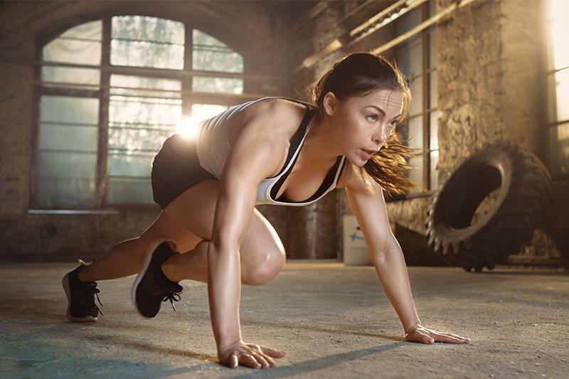HIIT運動減肥更有效|12個高強度訓練動作