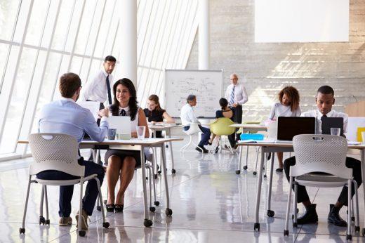 你的工作環境理想嗎?