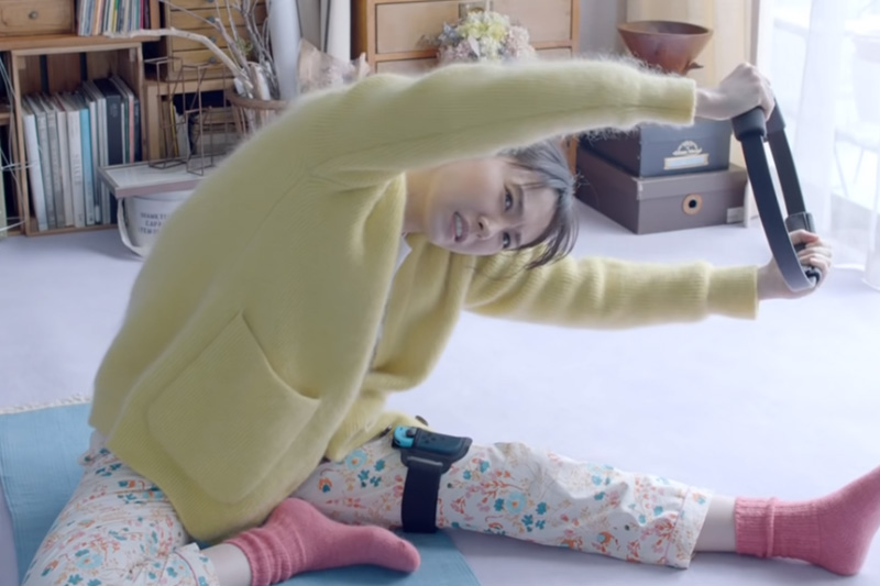 【健身Ring Fit】有危險?日玩健身環2小時 赤腳原地跳致骨折