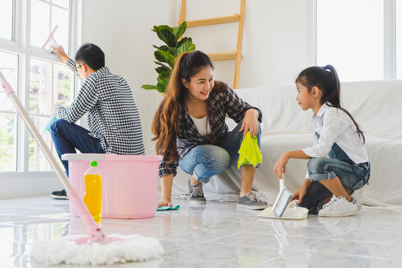 大掃除清潔秘訣|必識4大天然清潔法寶 不傷身、不傷環境