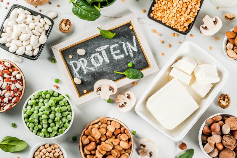 營養師教你補充蛋白質6大法 防脫髮、增強免疫力