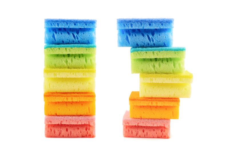 洗碗海綿細菌越洗越多?必學4招清潔廚房海綿