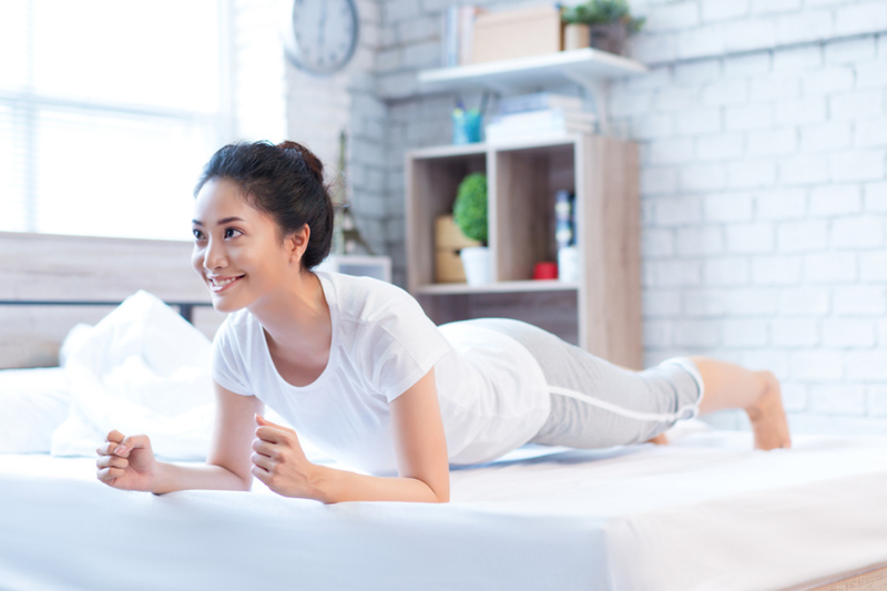 5個健康生活習慣 養成行樓梯習慣 每晚按摩去水腫