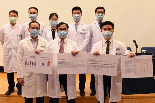港大研究揭去年新冠兒童患者九成由家人傳染 疫情與停課影響身心健康