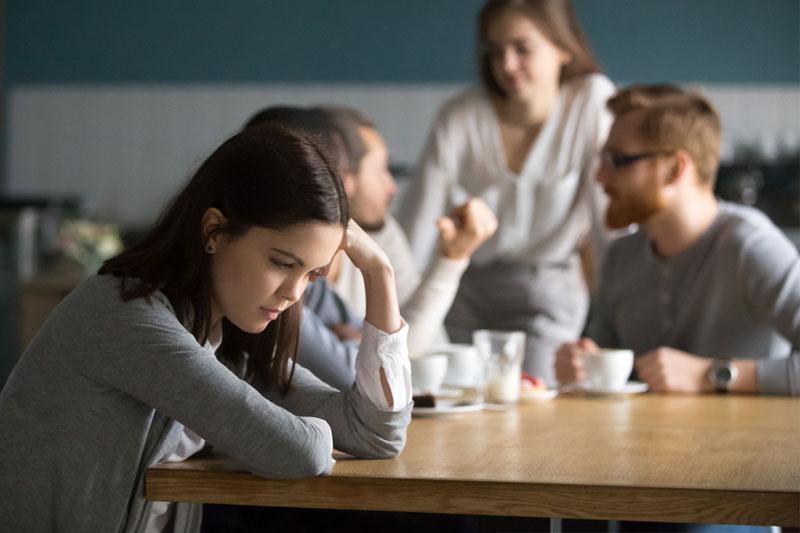 精神健康 孤獨易致患情緒病?