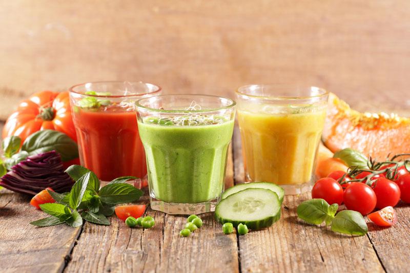 五青汁|喝蔬菜汁有助減肥?營養師拆解健康陷阱
