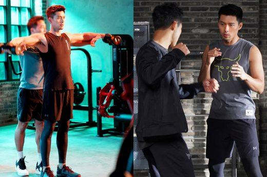 玄彬新廣告大曬手臂結實線條|肌肉男神是怎樣煉成的?