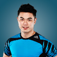 Jerry Liu - 健身教練