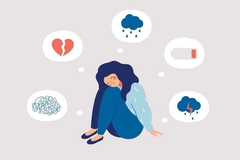 情緒健康|抑鬱症患者:40個「如何生活」的建議