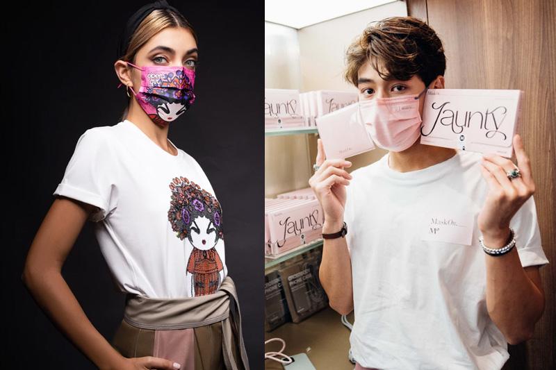 彩色口罩訂購   香港品牌Watsons口罩/MaskOn/Banitore/Good Mask現貨彩色、圖案款式任你配搭(持續更新)