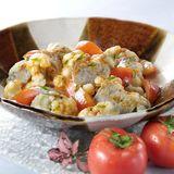 番茄魚滑炒椰菜花
