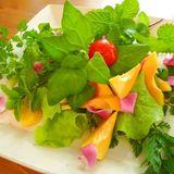 開胃香草木瓜沙律