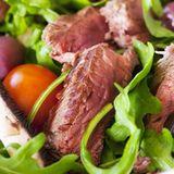 五香牛肉時蔬沙律