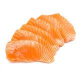 三文魚泡飯