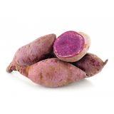 薑汁紫番薯湯