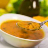 南瓜番茄田雞湯